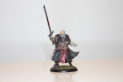 Painted 'A Song of Ice and Fire' kickstarter exclusive - GREATJON UMBER