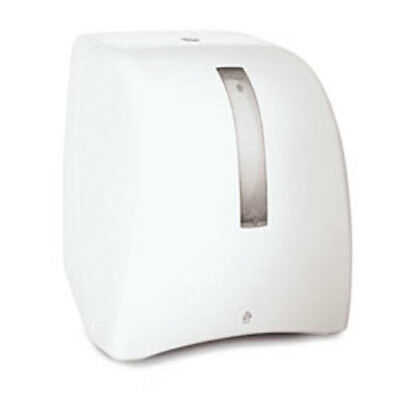 Tork Matic Hand Towel Roll Dispenser H1 System Plastic White Lock Key New