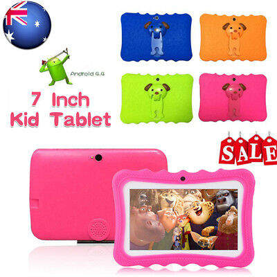 """7"""" inch Android 6.0 HD Tablet PC Quad Core WiFi Camera For Child Children Gift"""