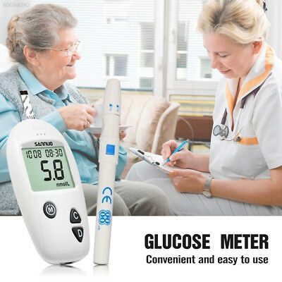 1613 Plastic Blood Sugar Monitor Tester Rapid Detection Household Body Care Pen
