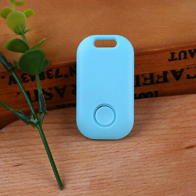 0859 S-3 Bluetooth Finder GPS Locator Anti-Lost Alarm Wallet Tracker For iOS And
