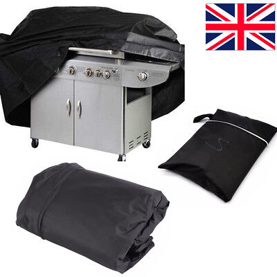145CM 170CM Waterproof Barbecue BBQ Grill Cover Heavy Duty Gas Outdoor Protector