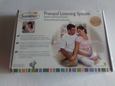 Summer Prenatal Listening/doppler system
