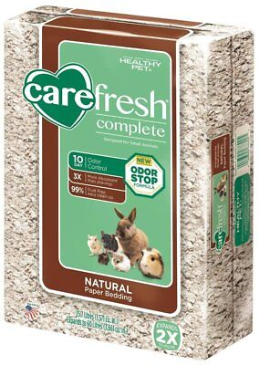 Carefresh Complete Pet Bedding for Small Animals L0401  Brand New