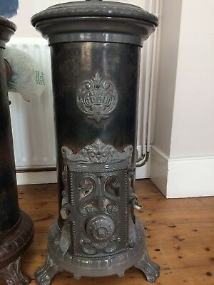 Godin 19th Century French Antique stove.