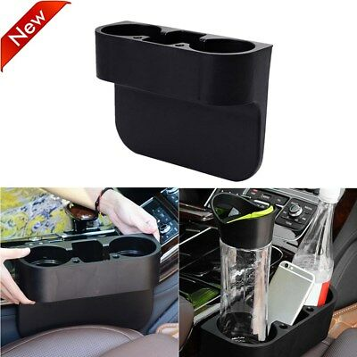 Car Cleanse Seat Drink Cup Holder Valet Travel Coffee Bottle Table Stand Food M1