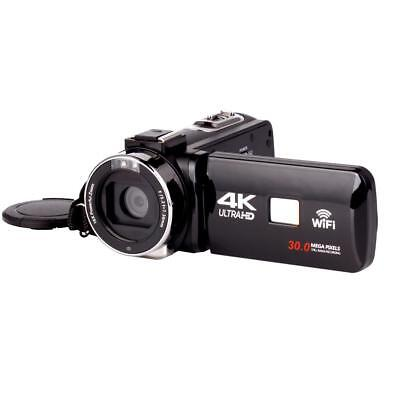 WiFi 4K Ultra HD16X ZOOM infrared Night Vision DV Digital Video Camera Camcorder
