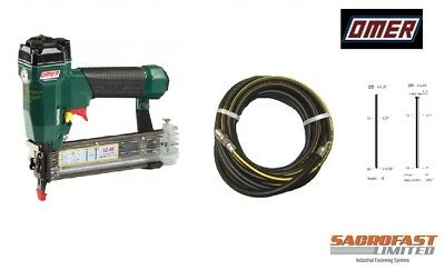 18 Gauge Air Brad Nailer By Omer - 12.40 With 10M Air Hose
