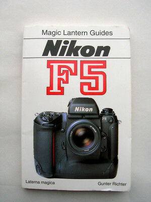nikon f5 magic lantern guide book