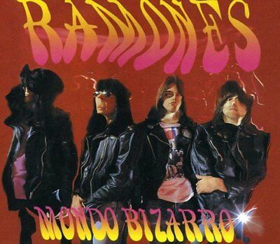 The Ramones - RAMONES - Mondo Bizarro (1 CD)