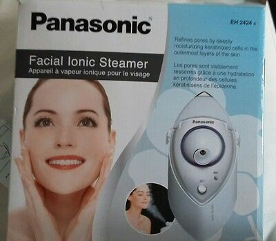 Sauna facial Panasonic Facial Ionic Steamer