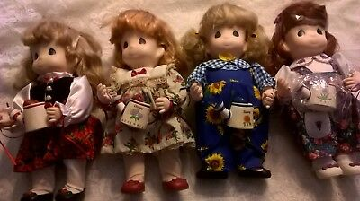 Precious Moments- Garden of Friends Dolls -12 inches