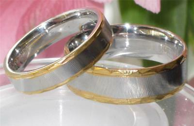 4MM 7MM  MENS OR WOMENS STAINLESS STEEL 316L  wedding ring BAND  RING STR173