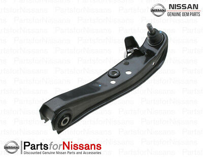 Genuine Nissan 1995-1998 240SX Front Driver Left Lower Control Arm NEW OEM