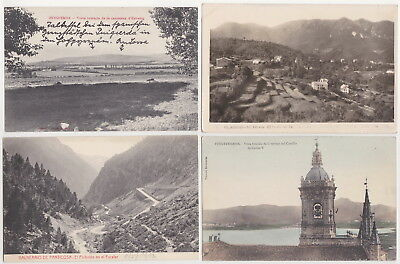 Spain, Espana (8 Postcards) 1902-1935