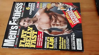 Men's Fitness May 2009 Flat Belly Fast