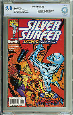 silver surfer # 146  CBCS 9.8  WP Final Issue