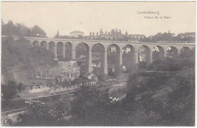 Luxembourg, Lëtzebuerg - Luxemburg (Stadt) - with stamp 1911