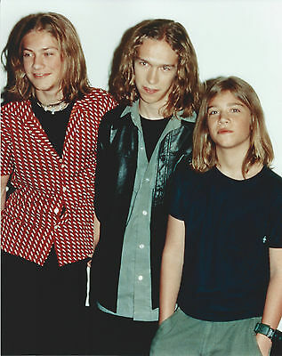Hanson 8 X 10 Photo With Ultra Pro Toploader