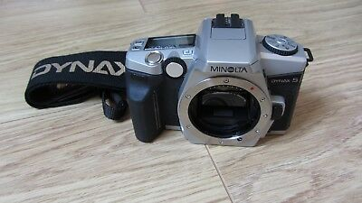 MINOLTA DYNAX  5 Film Camera-Body Only