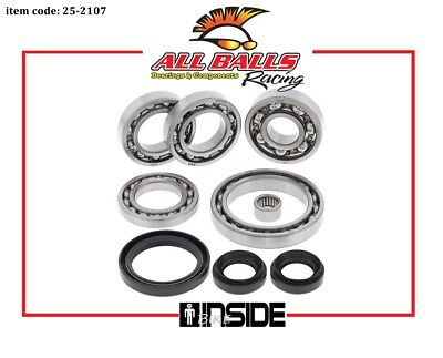 25-2107 Kit Cuscinetti/paraoli Differenziale Post. Can-Am Commander 800 Xtp 2016