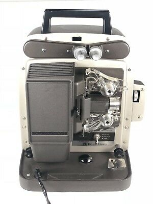 Bell And Howell 346A Autoload Regular 8mm Movie Film Projector