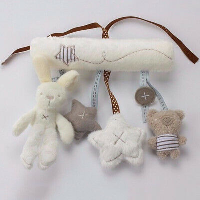 Stroller Rattles Toy Crib Bed Rattle Hanging Tool Cartoon Baby Great Fittings