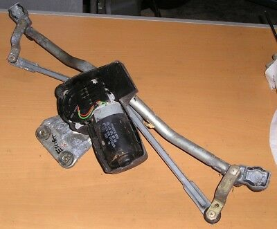 Ford Escort Mkvii (95-00) Front Windscreen Wiper Motor / Linkages - 85Gb17B571Ba
