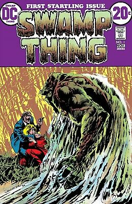 Us Comics Swamp Thing Vol 1 & 2 Digital Collection Of 200+ Comics On Dvd