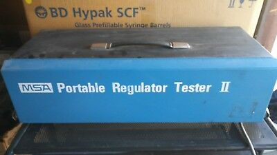 MSA Portable Regulator Tester II