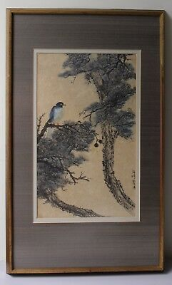 Japanese Water Color Hand Painting On Paper