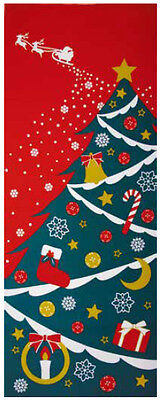 Japanese traditional towel TENUGUI  Christmas COTTON MADE IN JAPAN