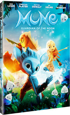 Mune: Guardian Of The Moon 025192402401 (DVD Used Very Good)