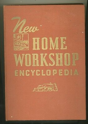 New Home workshop Encyclopedia 1944 - 580 pages
