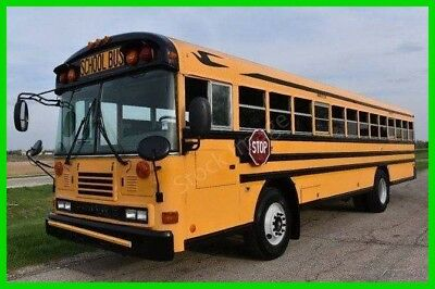 2003 Blue Bird 72 Passenger Great Running and LOW RESERVE! Stock#15820