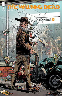 PRE-ORDER WALKING DEAD 15th ANNIVERSARY #1 COMIC CENTRAL VARIANT LIMITED 500