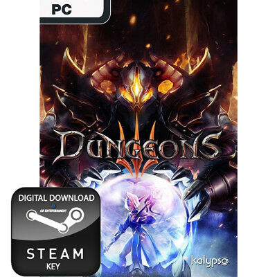 Dungeons 3 Iii Pc, Mac And Linux Steam Key