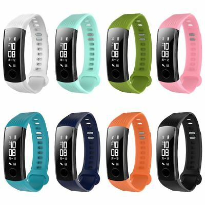 Watch Band Wristband Silicone Strap Sport Bracelet For Huawei Honor3 Replacement