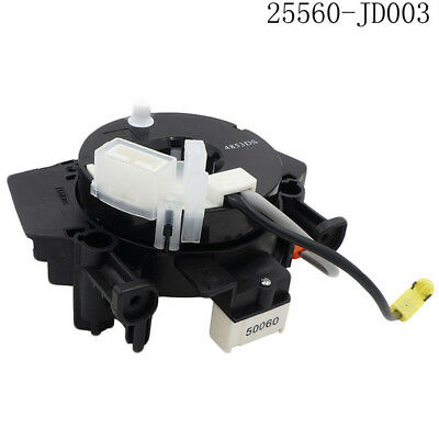 25560-JD003 25567-5X00A Clock Spring AirBag Spiral Cable For Pathfinder Qashqa I