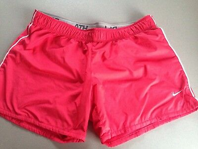 Nike Sporthose in Pink Gr. S