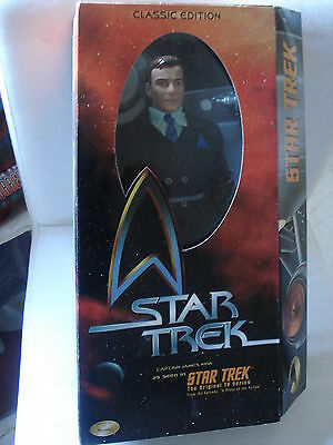 """STAR TREK 12"""" Playmates Figur lim KIRK A Piece Of The Action CASSIC TOS *** OVP"""