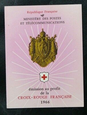 Timbres De France : 1966 Yvert Carnet Croix Rouge N° 2015** Neuf - Tbe
