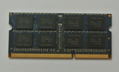 8GB RAM DDR3L 1600 Mhz 204 pin SO-DIMM PC3L-12800S 1.35V