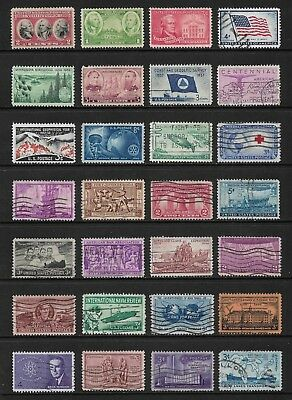 USA mixed collection No.84, early