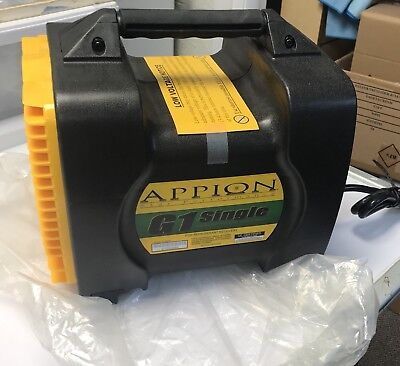 APPION G1 SINGLE/Refrigerant Recovery Unit//Double Gauge/BRAND NEW with Tags