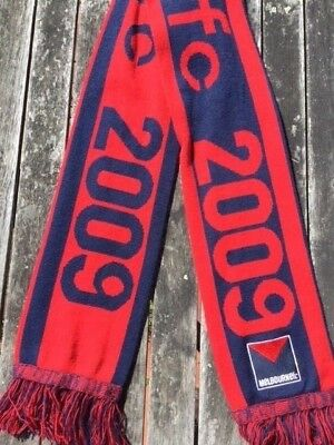 Melbourne Football Club 2006 Members' Scarf