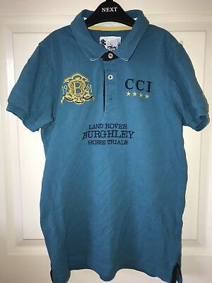 Burghley Horse Trials Polo Top Kids