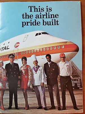 Continental Airlines        ''this Is The Airline Pride Built""