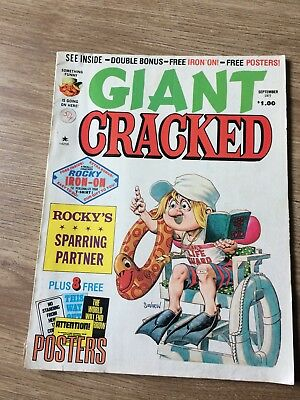 Giant Cracked (Us Edition) September 1977