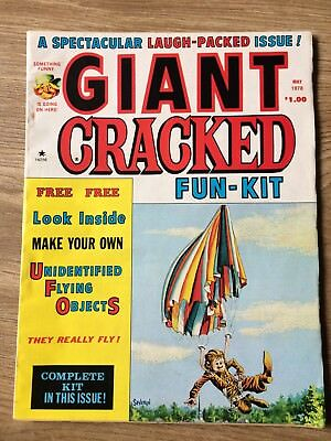 Giant Cracked Fun-Kit (Us Edition) / May 1978